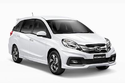 2017 Honda Mobilio Facelift picture