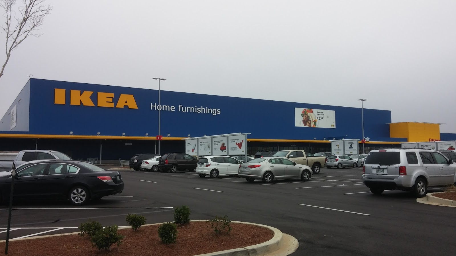 the mid south retail blog a quick tour of ikea memphis. Black Bedroom Furniture Sets. Home Design Ideas