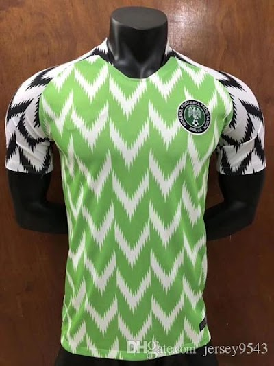 Man Who Who Ordered For Super Eagles Jersey, Begs Nike For Refund, See Reply he Got