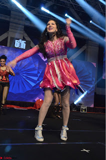 Sunny Leone Dancing on stage At Rogue Movie Audio Music Launch ~  055.JPG