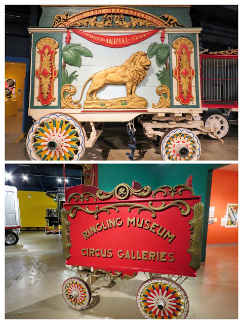 Ringling Circus Museum in Sarasota, Florida