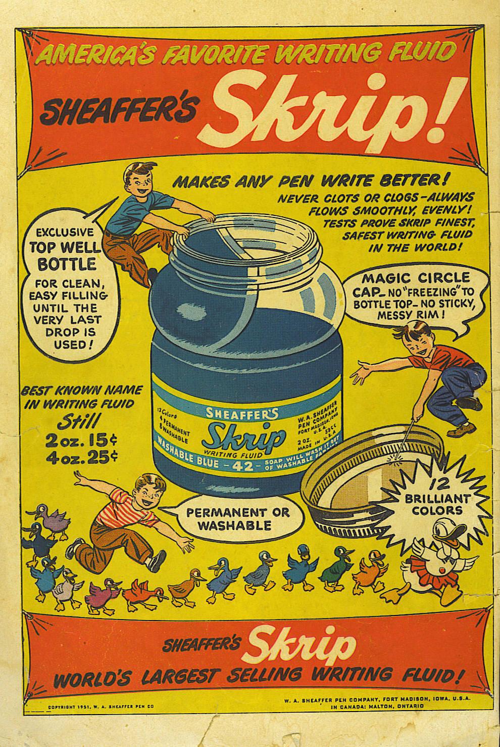 Strange Adventures (1950) issue 15 - Page 44