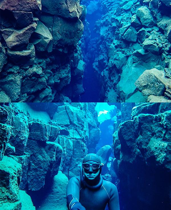 Jacek Polak Freediving Islandia Silfra   PJ FREEDIVING