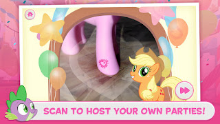 MLP Friendship Celebration Zapcode