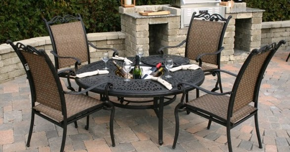 outdoor patio furniture sets lowes Furniture Design Blogmetro