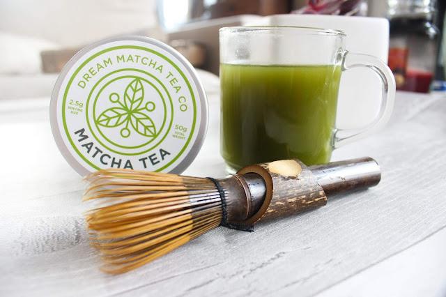 Dream Matcha Matcha Tea