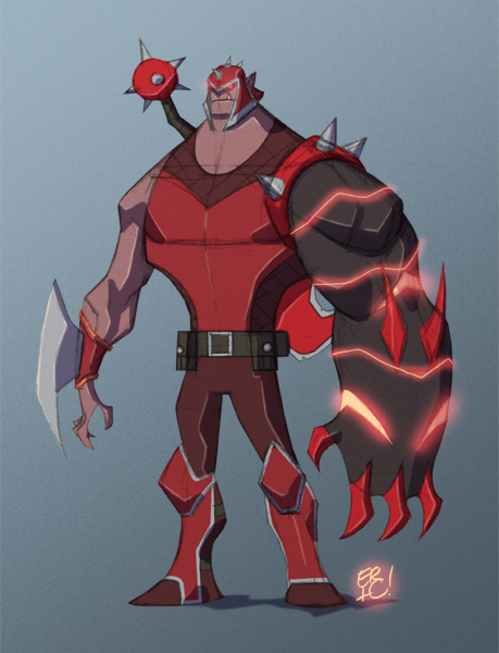 The black hulk demon 3dsmplacecom - 1 3