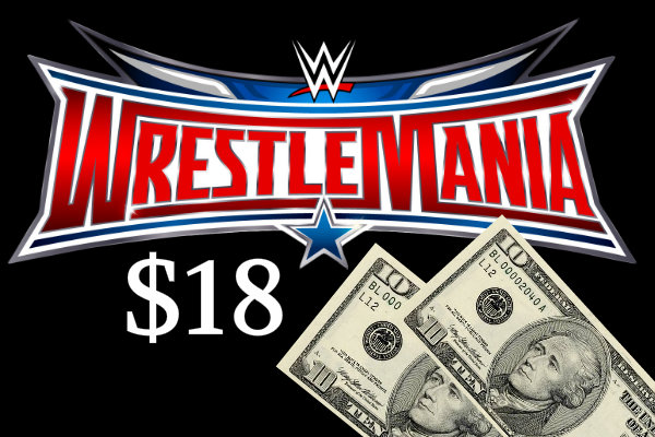 Wrestlemania 32 Tickets
