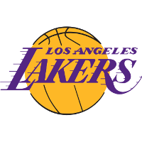 Logo NBA Team Los Angeles Lakers