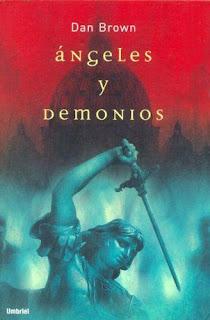 Portada del libro Ángeles y demonios para descargar en epub mobi y pdf gratis