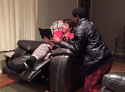 1 Bisi Alimi And His Soon-To-Be Husband Visit The Registry news
