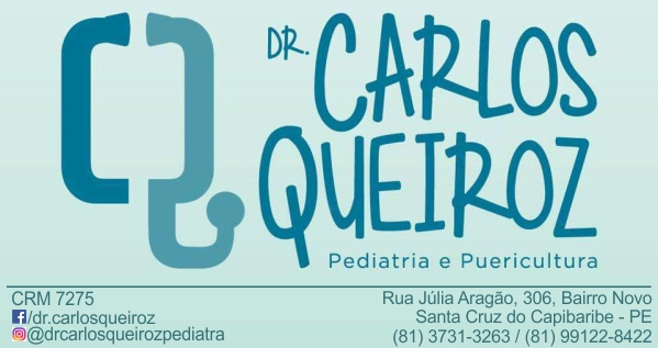Dr. Carlos Queiroz pediatria e puericultura