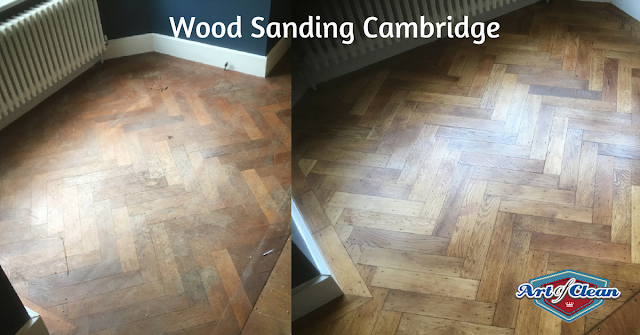 Floor sanding in cambridge