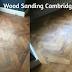 Floor sanding in cambridge