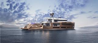 Il nuovo Oceanemo 33 al Cannes Yachting Festival