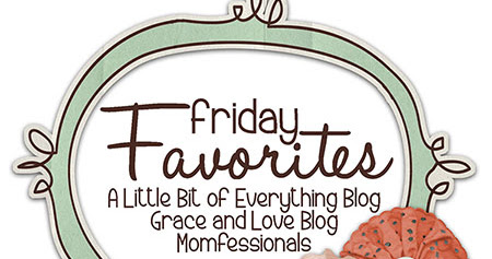 Friday Favorites - Book edition
