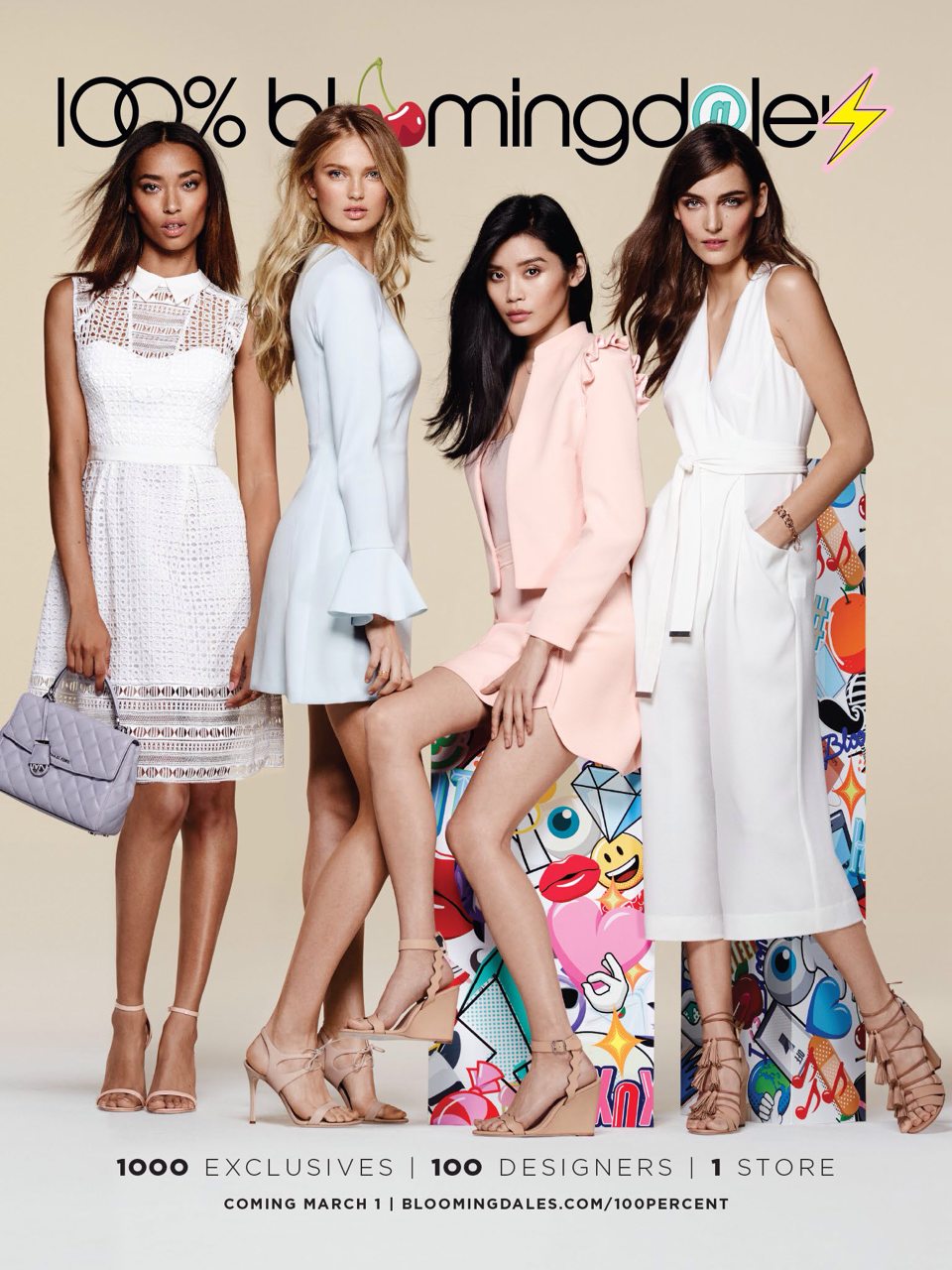 db3d7b1a4df AD CAMPAIGN  Ming Xi for Bloomingdale s