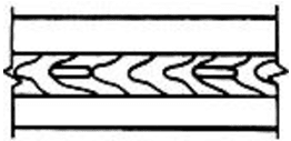 Дефект в виде полости или впадины, образованный при усадке металла шва в условиях отсутствия питания жидким металлом