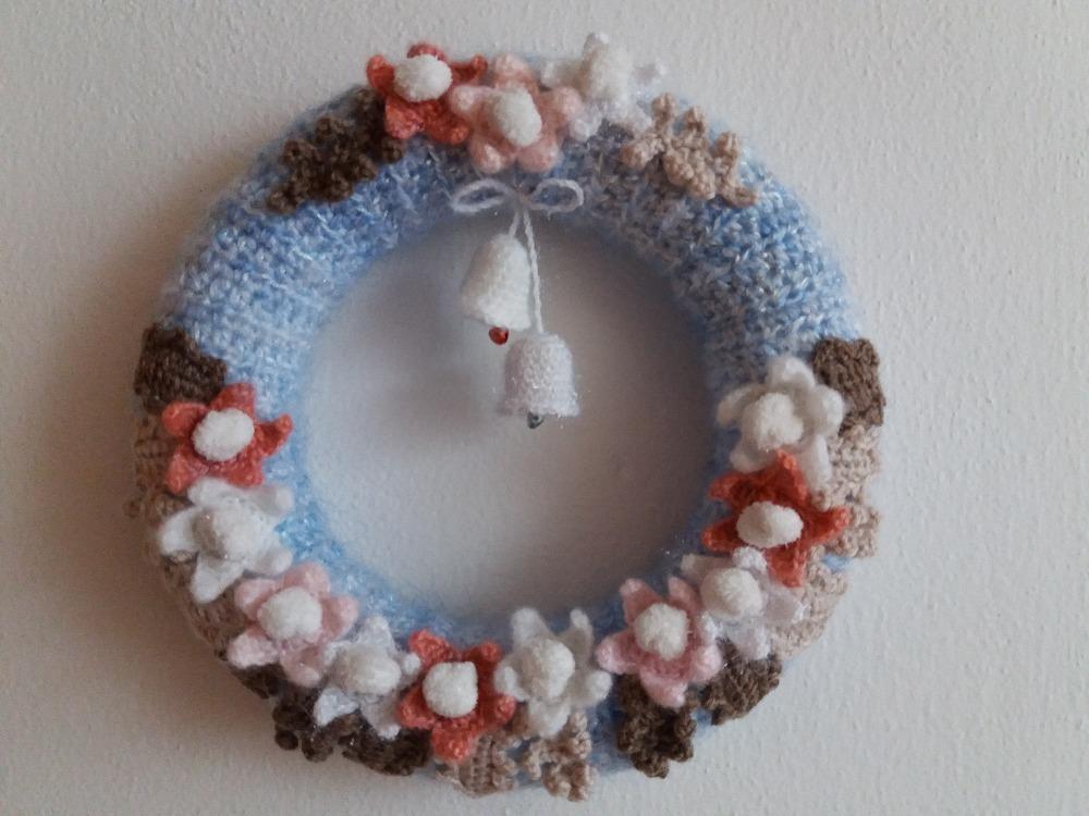 Emmhouse Multipurpose Wreath Free Crochet Pattern
