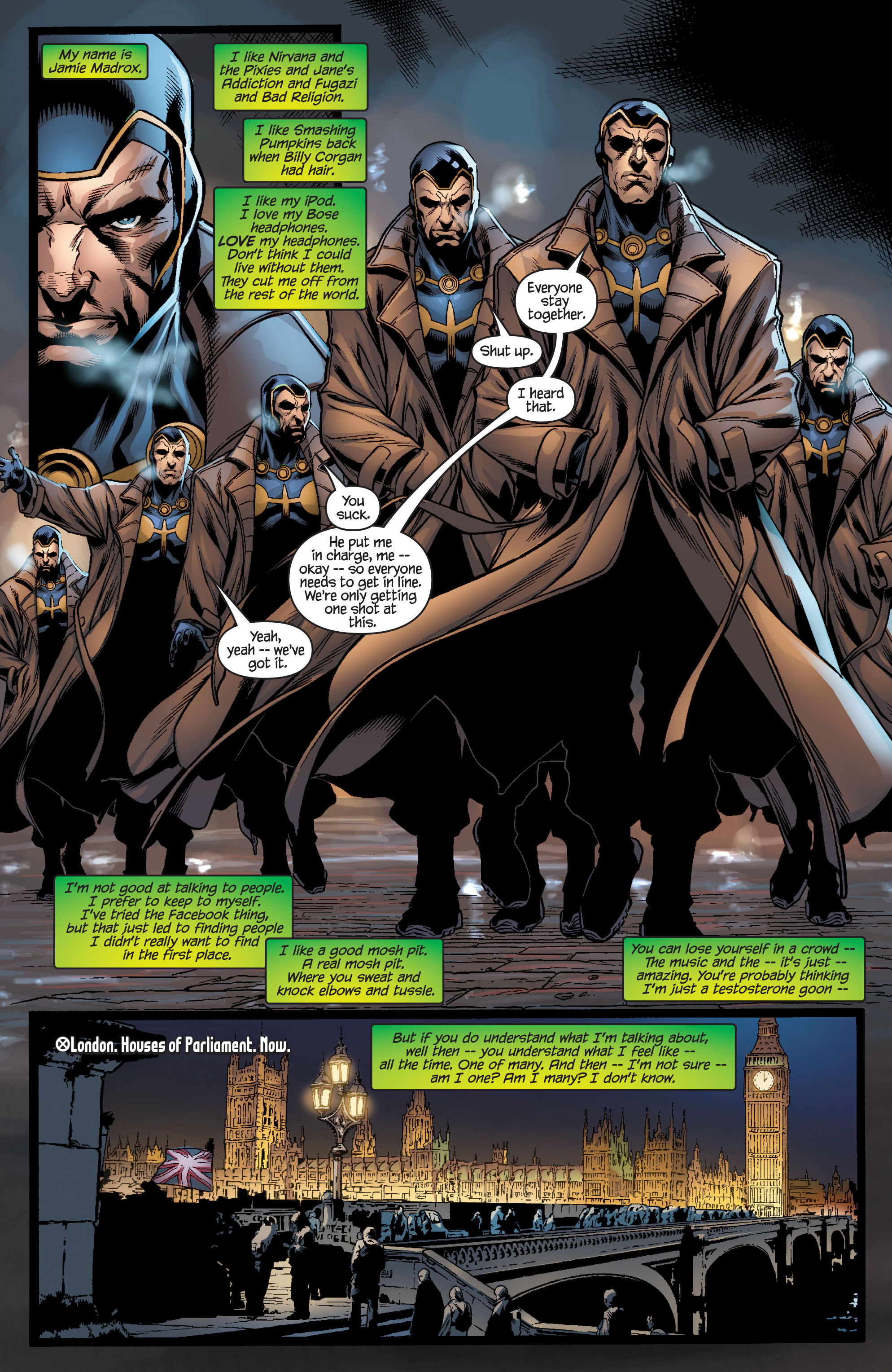 Read online Ultimate X-Men comic -  Issue #100 - 3