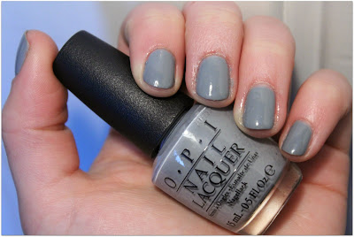 OPI Nail Polish in Cement the Deal