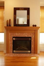 Accessorizing fireplace mantles
