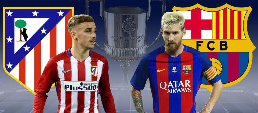 ATLETICO MADRID-BARCELLONA Streaming Sky DAZN, dove vederla Gratis con Smartphone iPhone