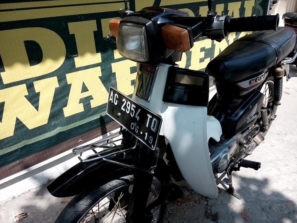 Lapak Honda Bebek Jadul Supercub Cakep - MADIUN - LAPAK