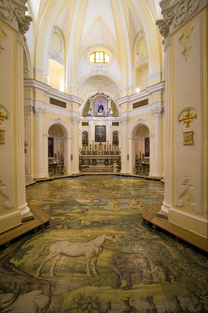 Chiesa monumentale di San Michele-Anacapri-Capri