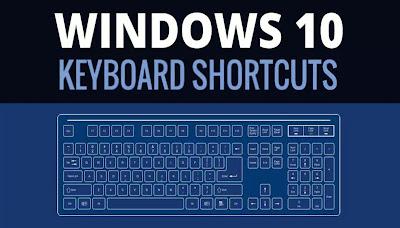 Windows-10-Useful-Shortcut-keys