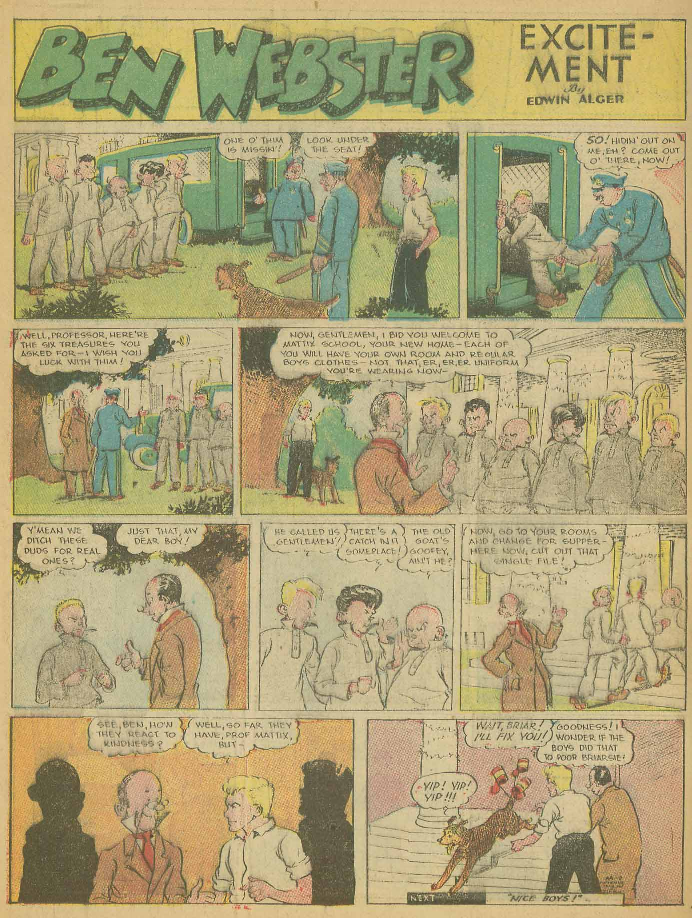 Read online All-American Comics (1939) comic -  Issue #8 - 54