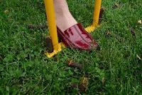 EZ CORE manual lawn aerator