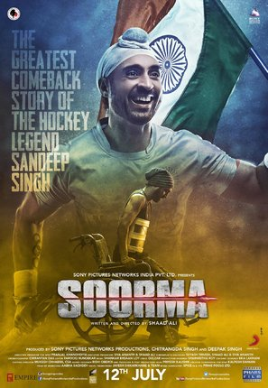 Soorma (2018) Hindi 650MB HDRip 720p x264