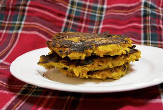 ThreeDietsOneDinner - Paleo Recipes to fit every diet - Paleo Weight Loss - Optimal Nutrition: PALEO SWEET POTATO LATKES
