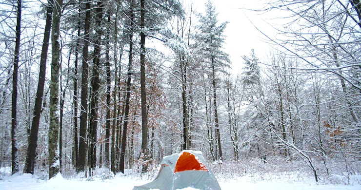 Where to Winter Camp in Wisconsin