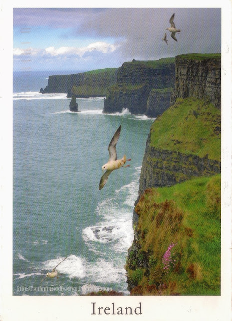 Cliffs of Moher at County Clare