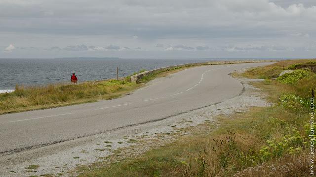 Peninsula de Quiberon Francia viaje roadtrip Bretaña Normandia