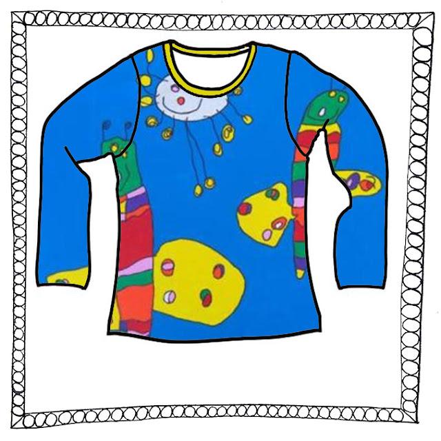Ontwerp je eigen kleding getest op kinderen for Ontwerp je eigen kamer