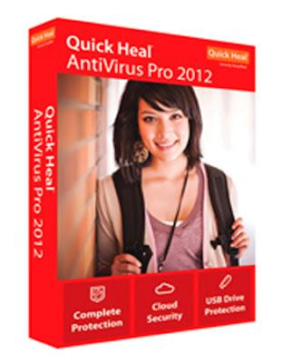 Quick Heal AntiVirus Pro 2012
