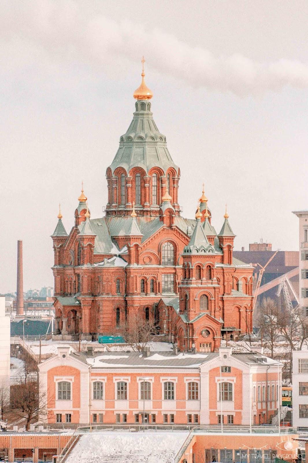 My Travel Background : 2 jours pour découvrir Helsinki, la capitale de la Finlande - Cathédrale Uspenski