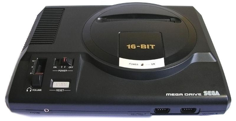 20 χρόνια Sega Mega Drive 1
