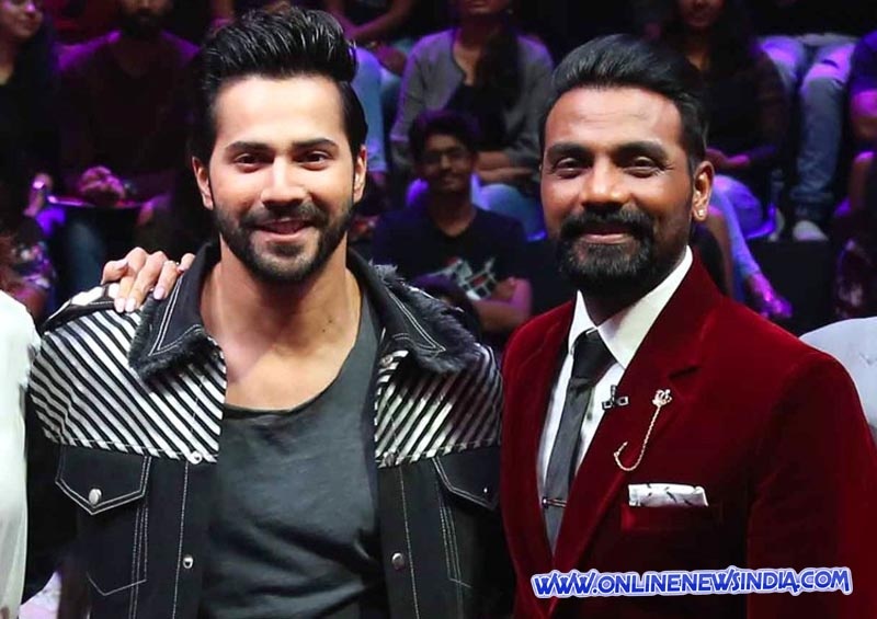 Varun Dhawan and Remo D'Souza