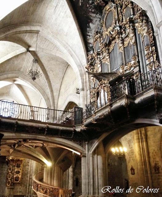 Iglesia de Santa María la Mayor Morella