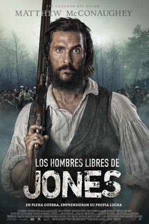 Poster Free State of Jones 2016