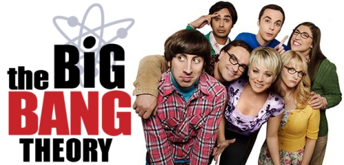 poster of the big bang theory tv show