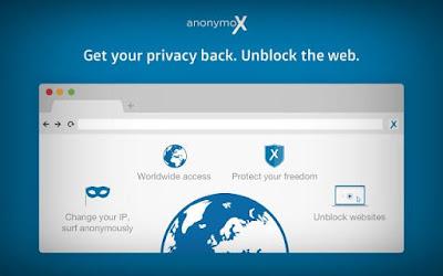 إضافة-anonymoX-لفتح-المواقع-المحجوبة