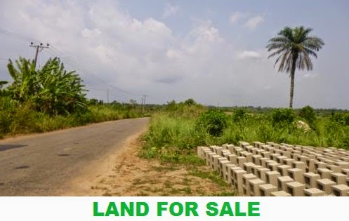 land property in Lagos Nigeria