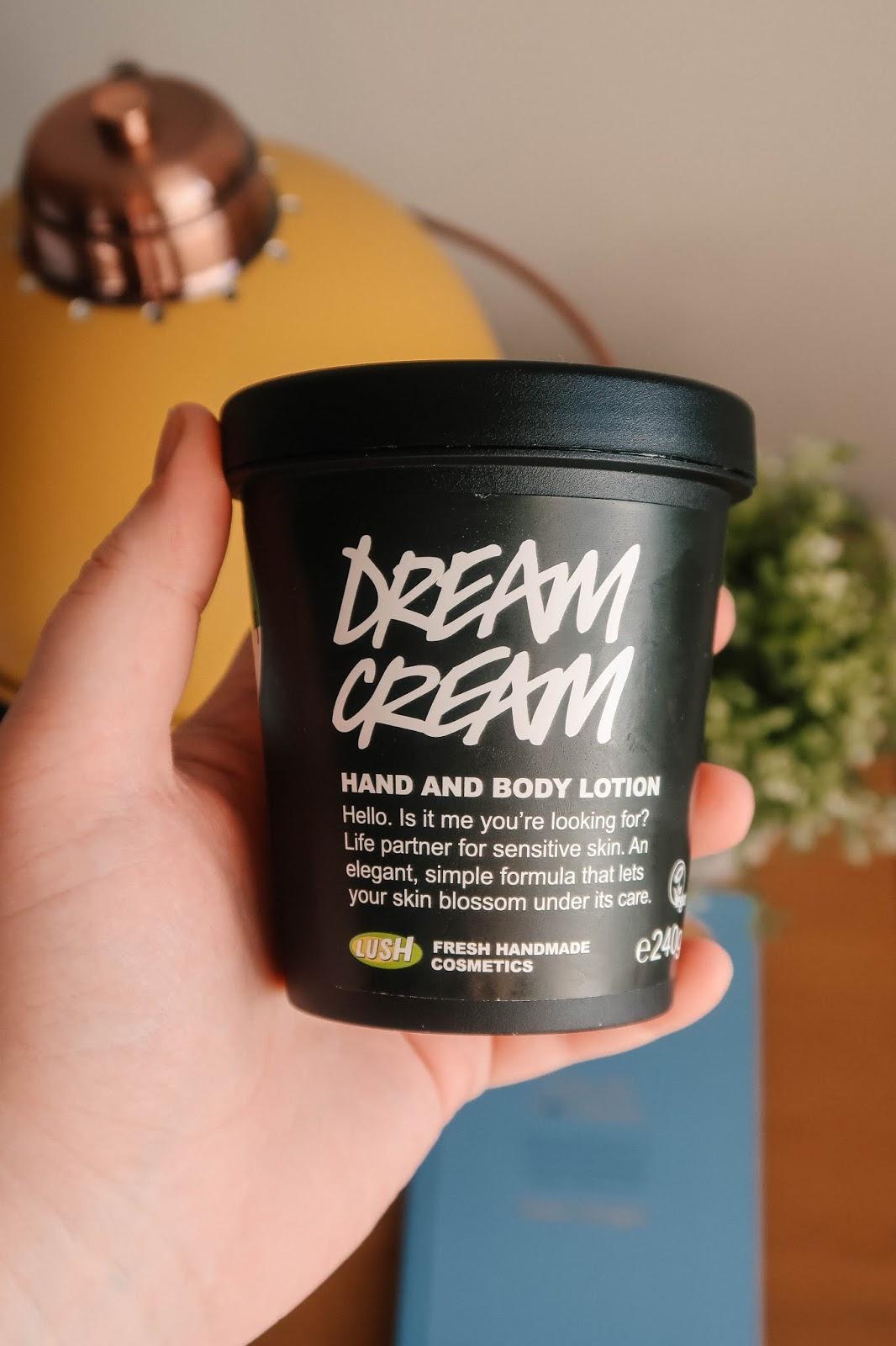 A Skincare Saviour | Lush Dream Cream