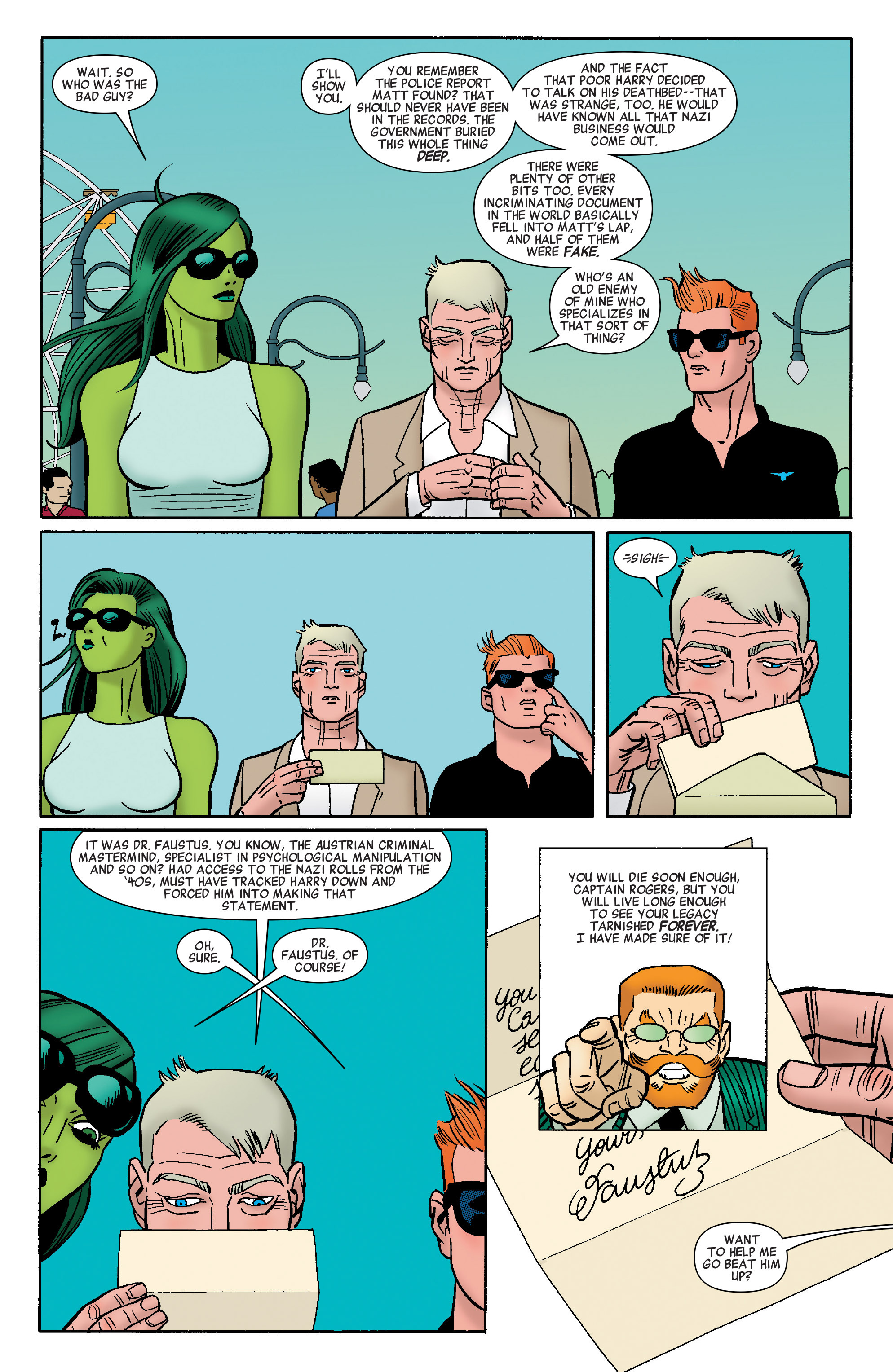Read online She-Hulk (2014) comic -  Issue #10 - 17