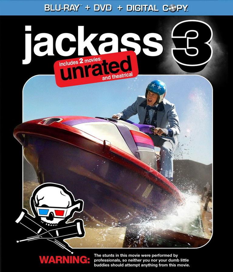 Jackass 3 (2010) แจ๊คแอส 3